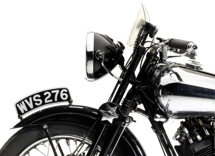 Brough Superior SS100 3