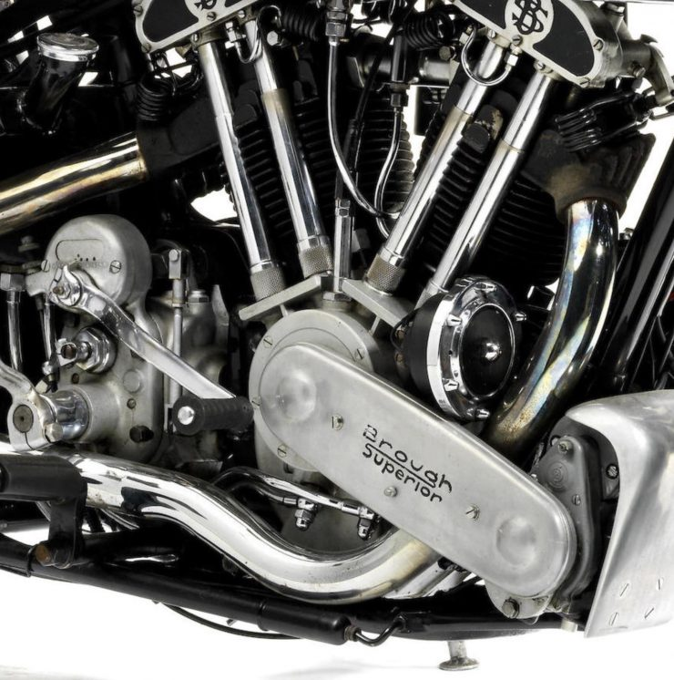Brough Superior SS100 4