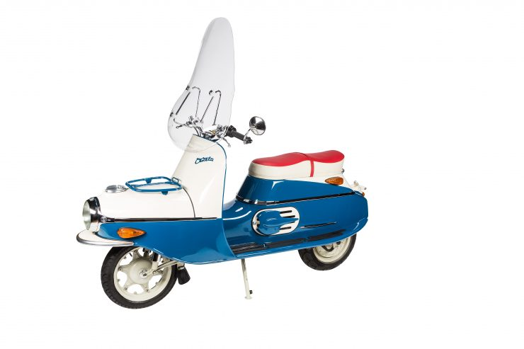 Cezeta 506 Electric Scooter 1