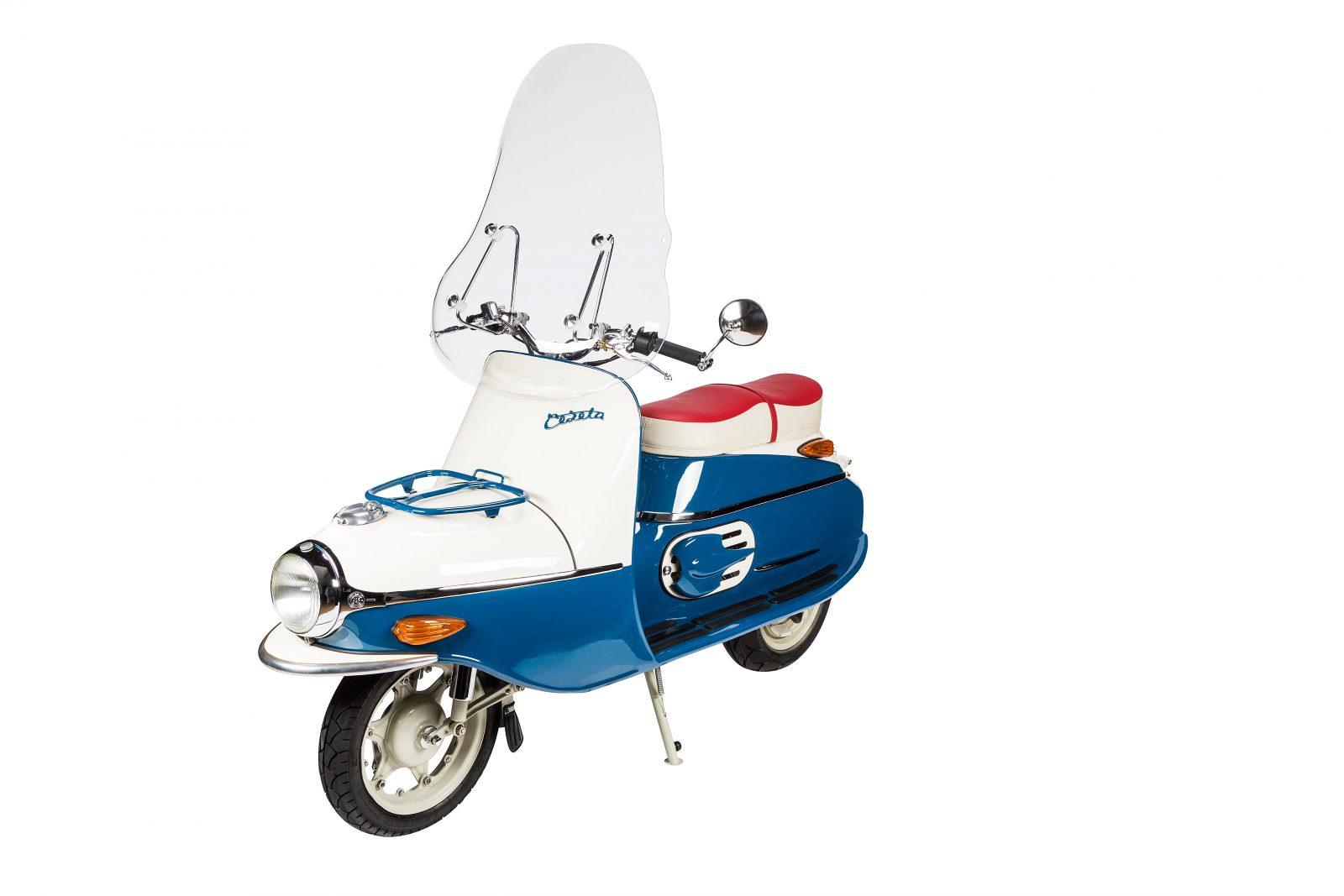 Cezeta 506 Electric Scooter 1600x1067