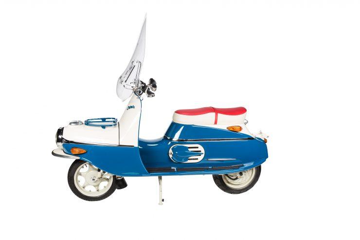 Cezeta 506 Electric Scooter 2