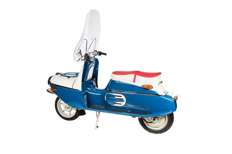 Cezeta 506 Electric Scooter 3