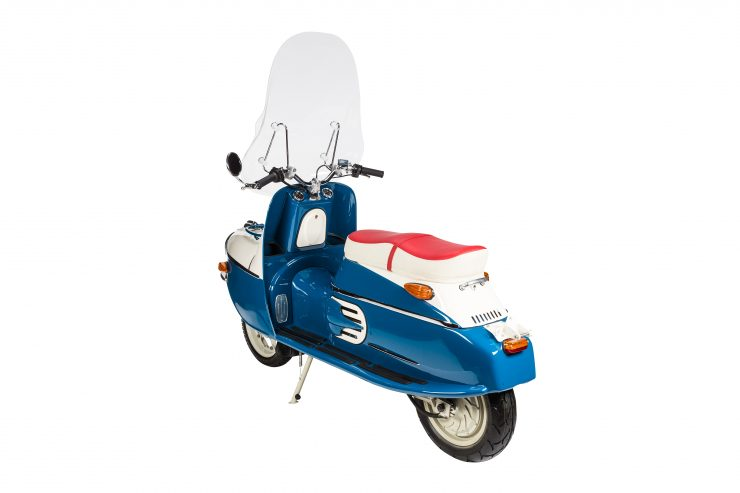 Cezeta 506 Electric Scooter 4