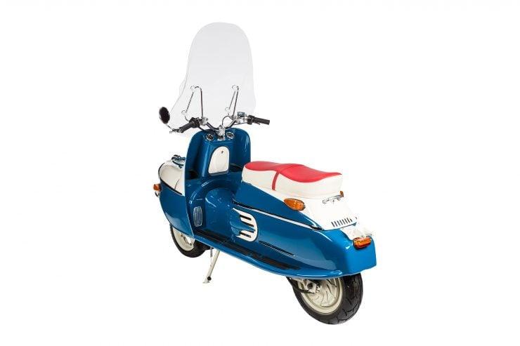 Cezeta 506 Electric Scooter 4