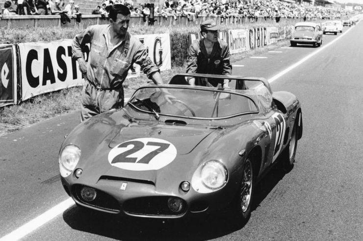 Ferrari 268 SP 10