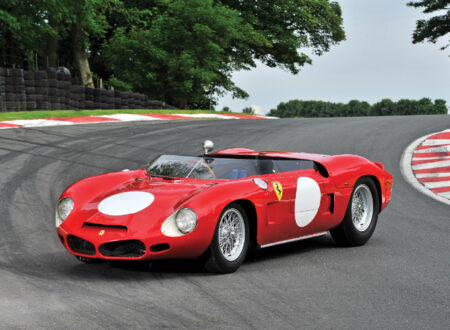 Ferrari 268 SP 450x330 - 1962 Ferrari 268 SP