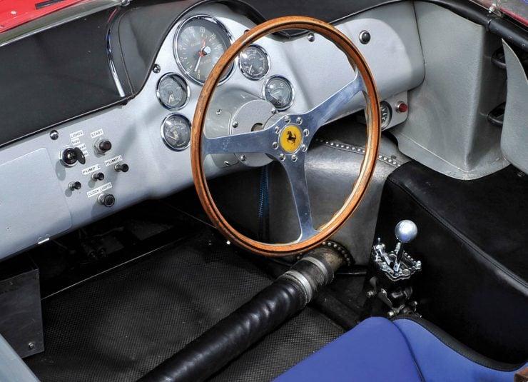 Ferrari 268 SP 8
