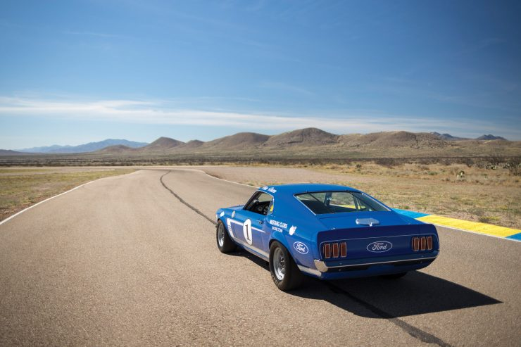 Ford Mustang Boss 302 Trans Am 10