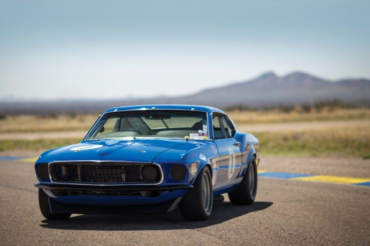 Ford Mustang Boss 302 Trans Am 12
