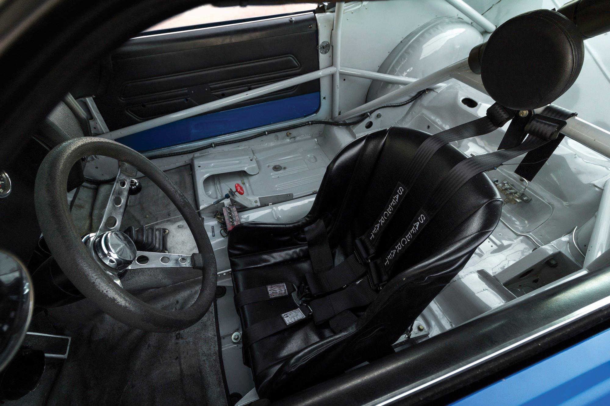1969 Ford Mustang Boss 302 Trans Am 17