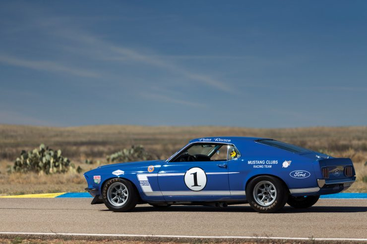 Ford Mustang Boss 302 Trans Am 3