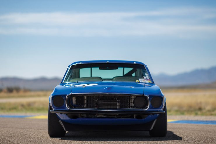 Ford Mustang Boss 302 Trans Am 4