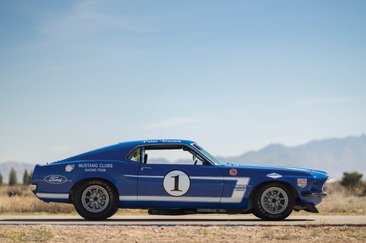 Ford Mustang Boss 302 Trans Am 6