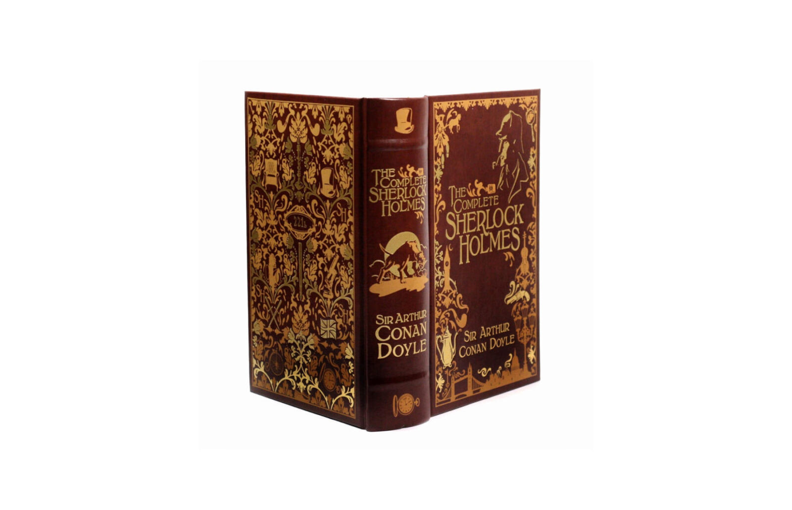 Hollow Security Book Safe 1600x1030 - Sherlock Holmes Hollow Security Book