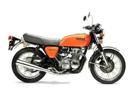Honda CB550 450x330 - Honda CB550F Super Sport