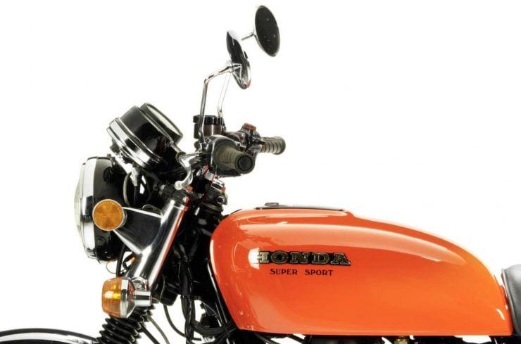 Honda CB550F 4