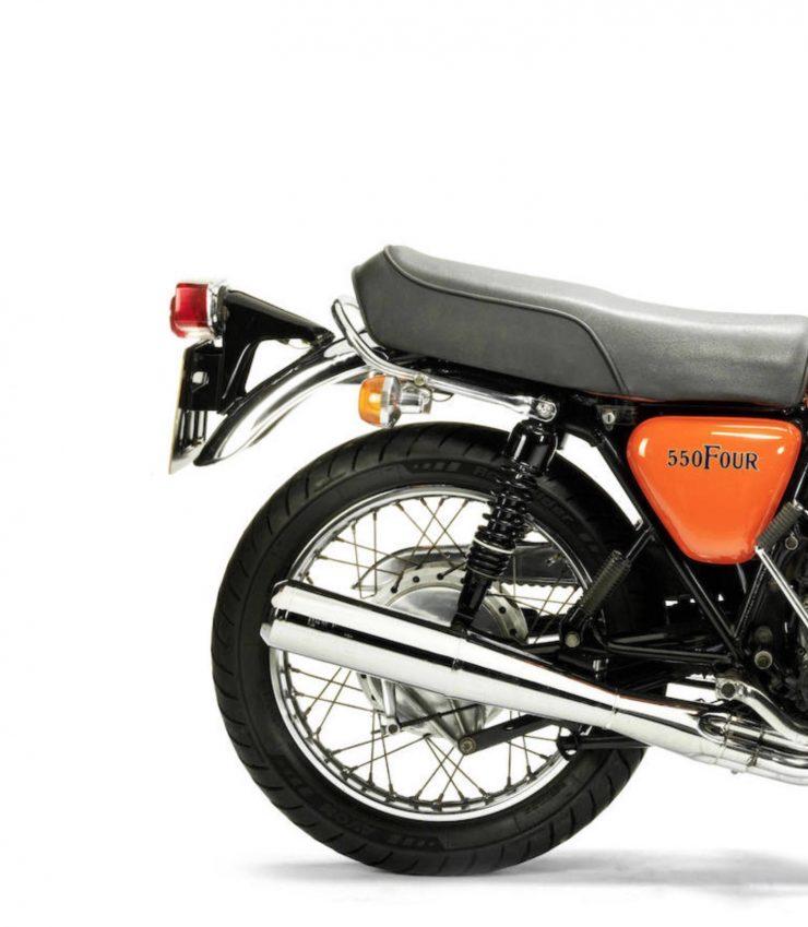 Honda CB550F 6
