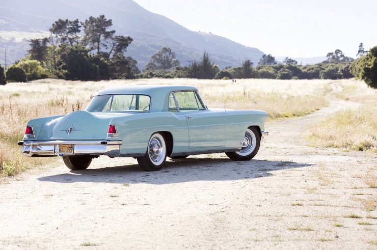 Lincoln Continental MkII Coupe 1