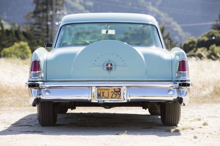 Lincoln Continental MkII Coupe 11