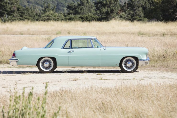 Lincoln Continental MkII Coupe 12