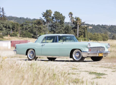 Lincoln Continental MkII Coupe 13