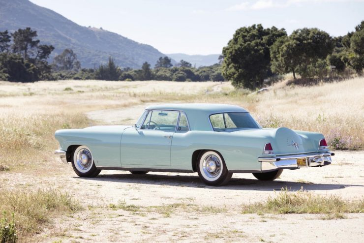Lincoln Continental MkII Coupe 14
