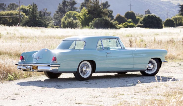 Lincoln Continental MkII Coupe 2