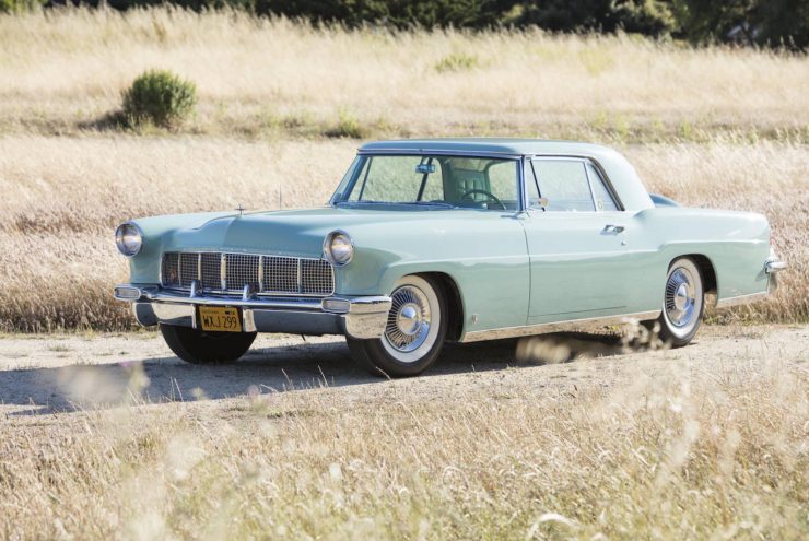 Lincoln Continental MkII Coupe 3