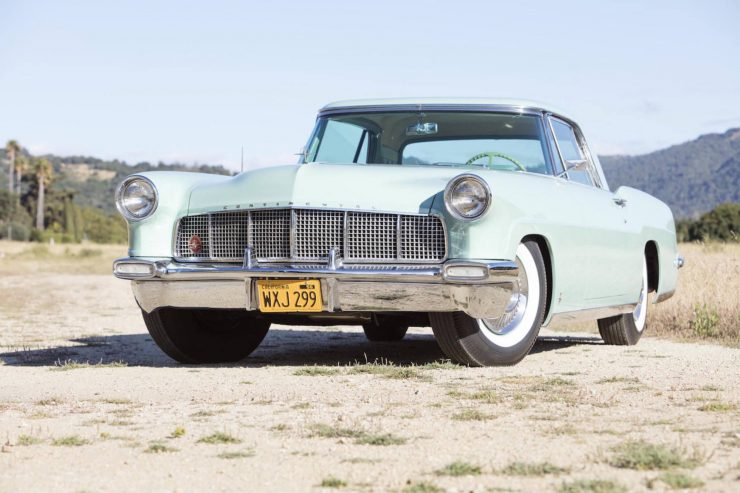 Lincoln Continental MkII Coupe