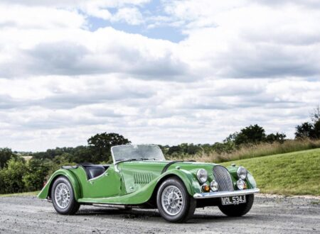 Morgan Plus 8 1