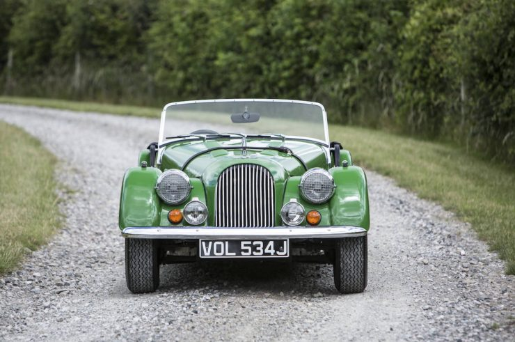 Morgan Plus 8 10