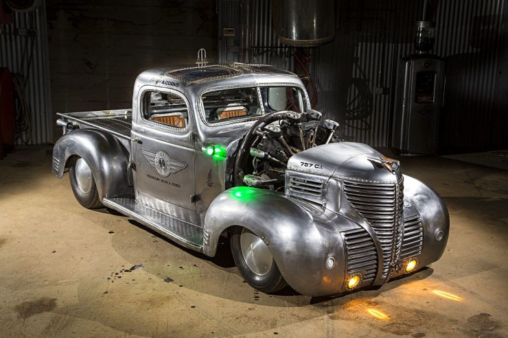 Radial-Engined-Plymouth-Truck-34