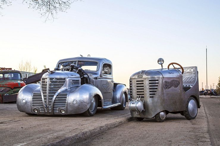 Radial-Engined-Plymouth-Truck-8