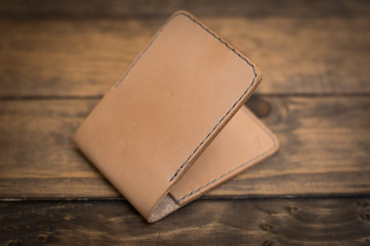 Small Batch Supply Co. 2 Pocket Wallet 1