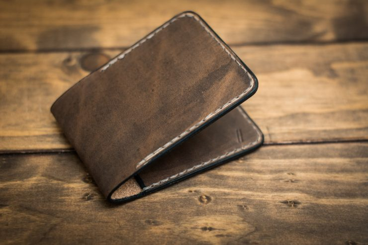 Small Batch Supply Co. 2 Pocket Wallet 2