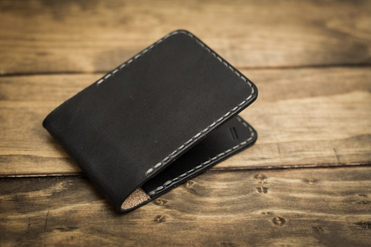 Small Batch Supply Co. 2 Pocket Wallet 3