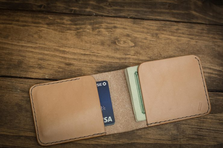 Small Batch Supply Co. 2 Pocket Wallet 4