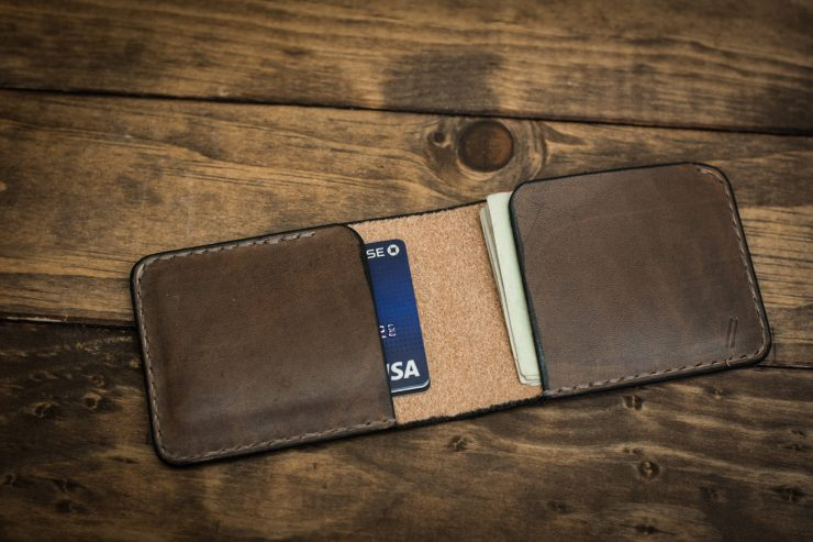 Small Batch Supply Co. 2 Pocket Wallet 5