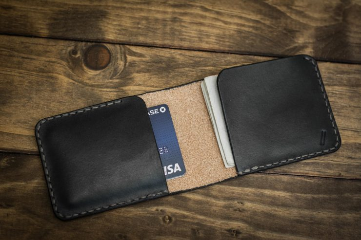 Small Batch Supply Co. 2 Pocket Wallet 6