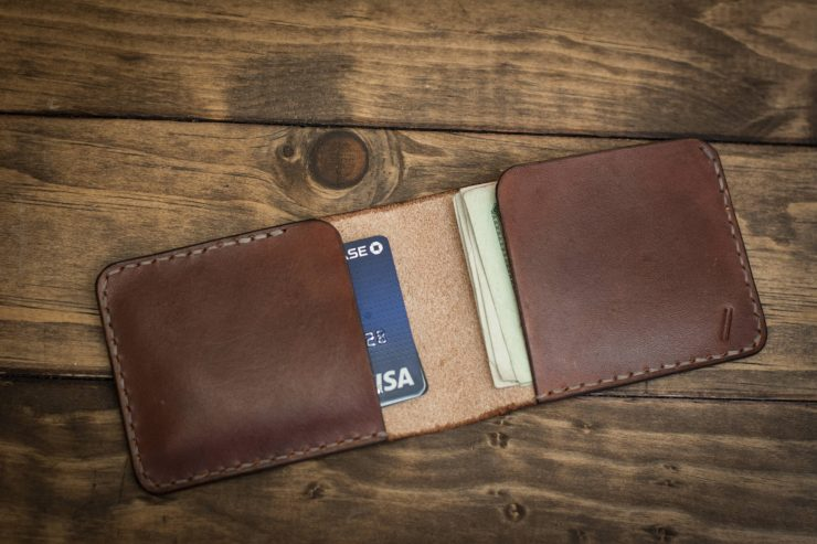 Small Batch Supply Co. 2 Pocket Wallet 7