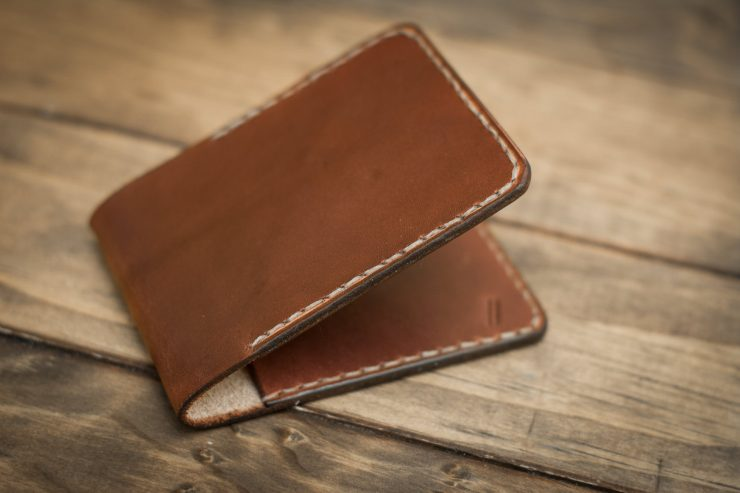 Small Batch Supply Co. 2 Pocket Wallet