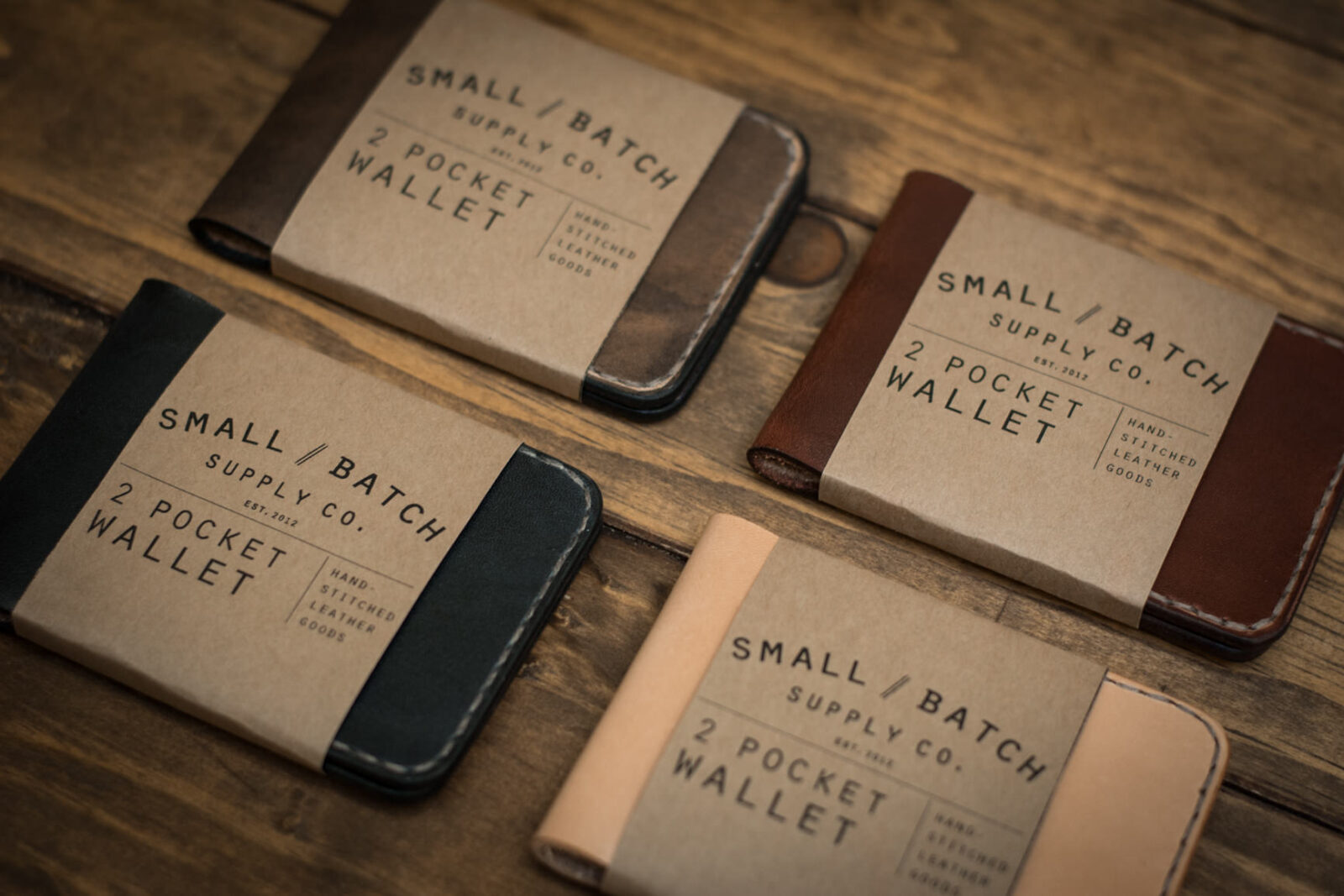 Small Batch Supply Co. 2 Pocket Wallet 8 1600x1067 - Small Batch Supply Co. 2 Pocket Wallet