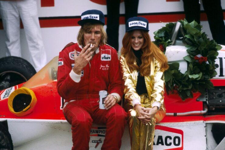 The Real James Hunt