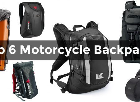 Top 5 Motorcycle Backpacks