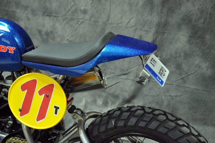 Yamaha SR250 12