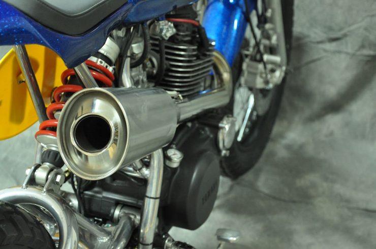 Yamaha SR250 14
