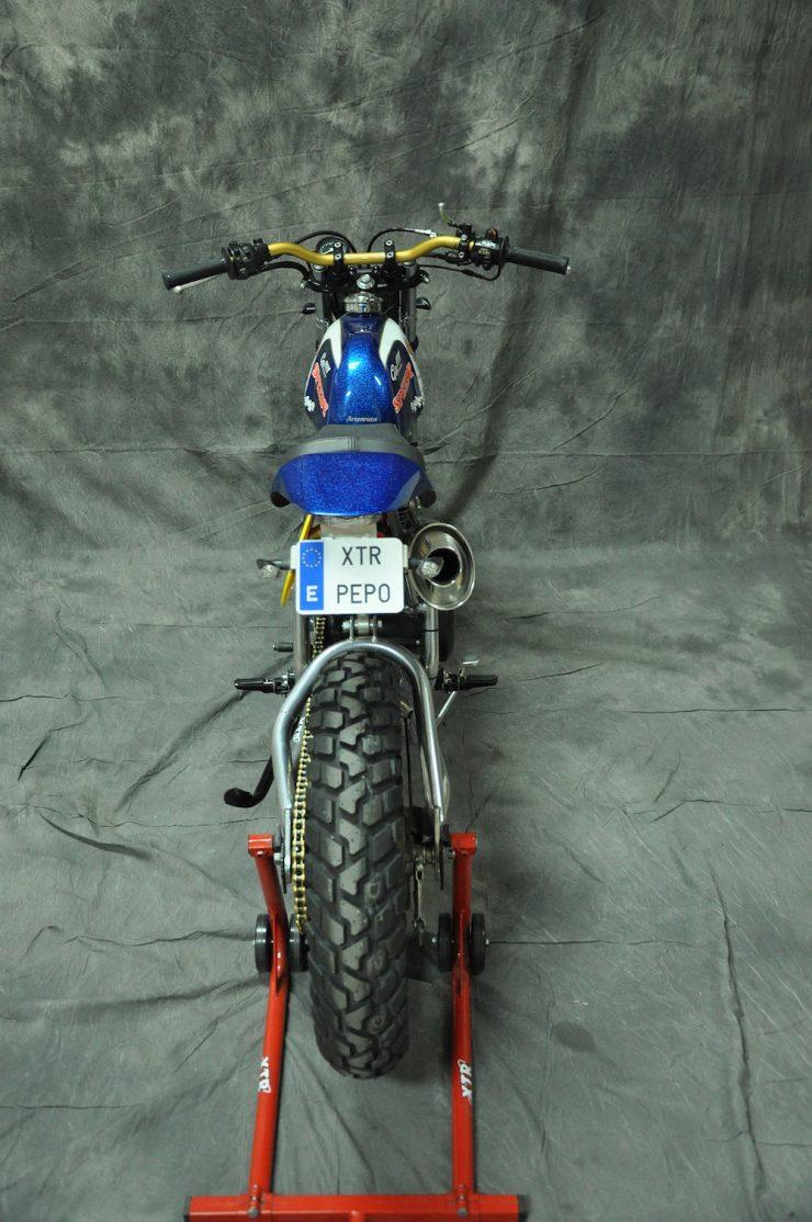 Yamaha SR250 16
