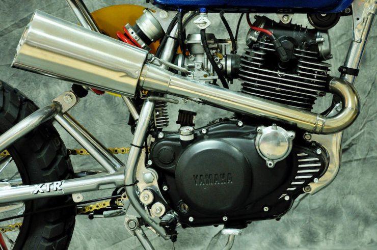 Yamaha SR250 2
