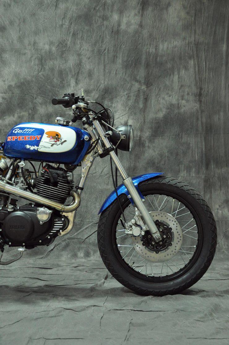 Yamaha SR250 3