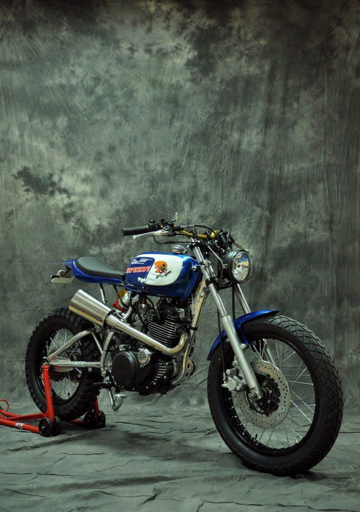 Yamaha SR250 7